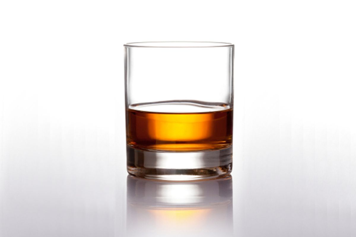 Delicious, delicious bourbon