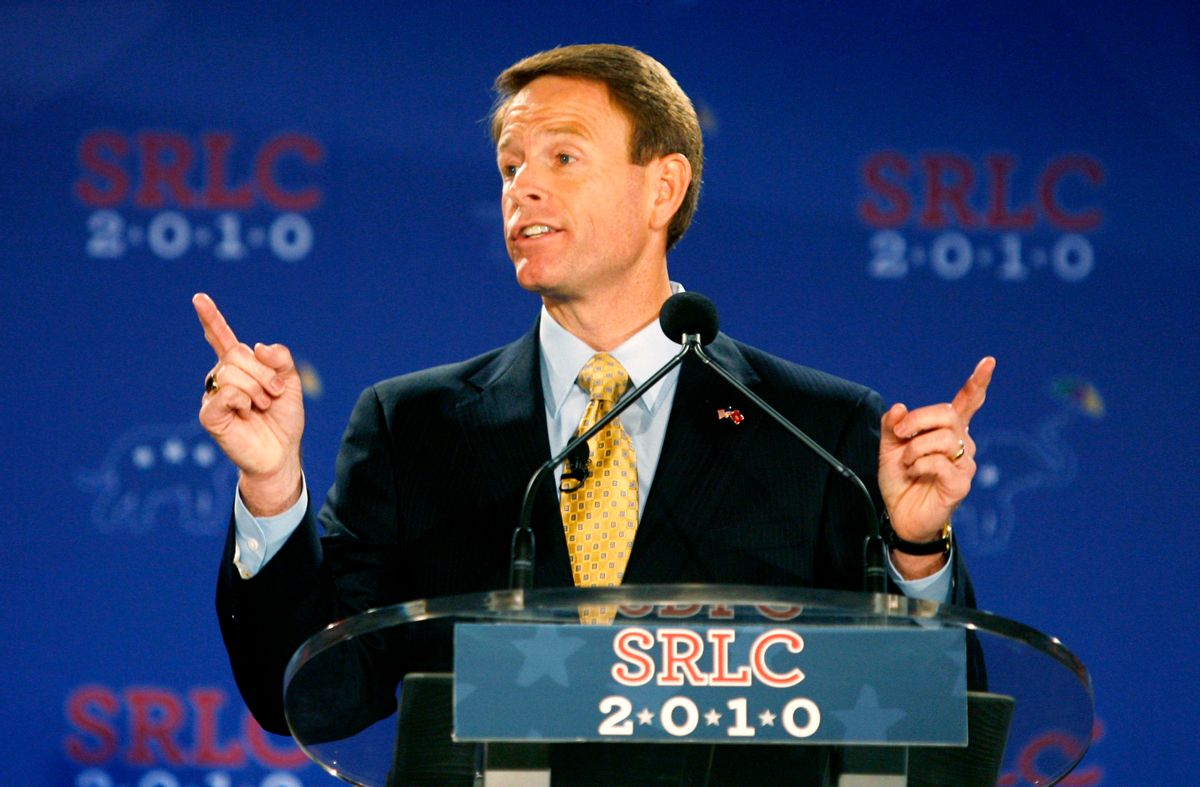 President of the Family Research Council Tony Perkins   (REUTERS/Sean Gardner)