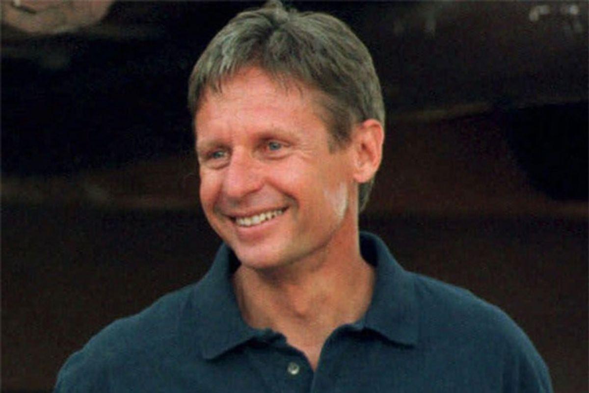 Former New Mexico Gov. Gary Johnson.