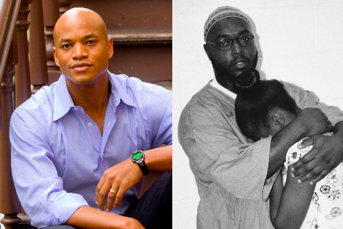 Wes Moore, the author, and convicted felon Wes Moore