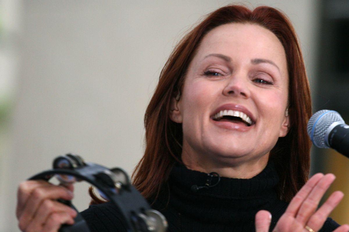 Belinda Carlisle in 2006.