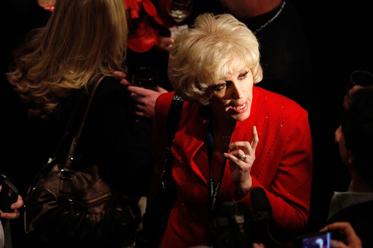 Orly Taitz   (Reuters)