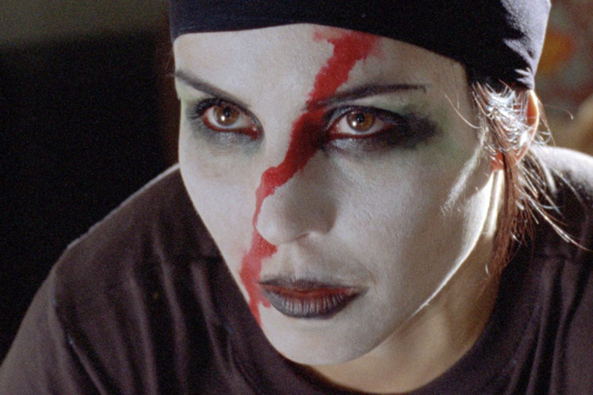 """Noomi Rapace in """"The Girl Who Played With Fire"""""""
