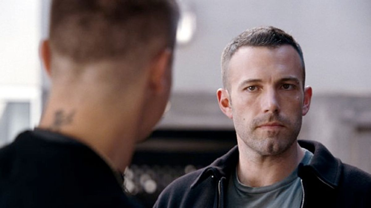 """Ben Affleck in """"The Town"""""""