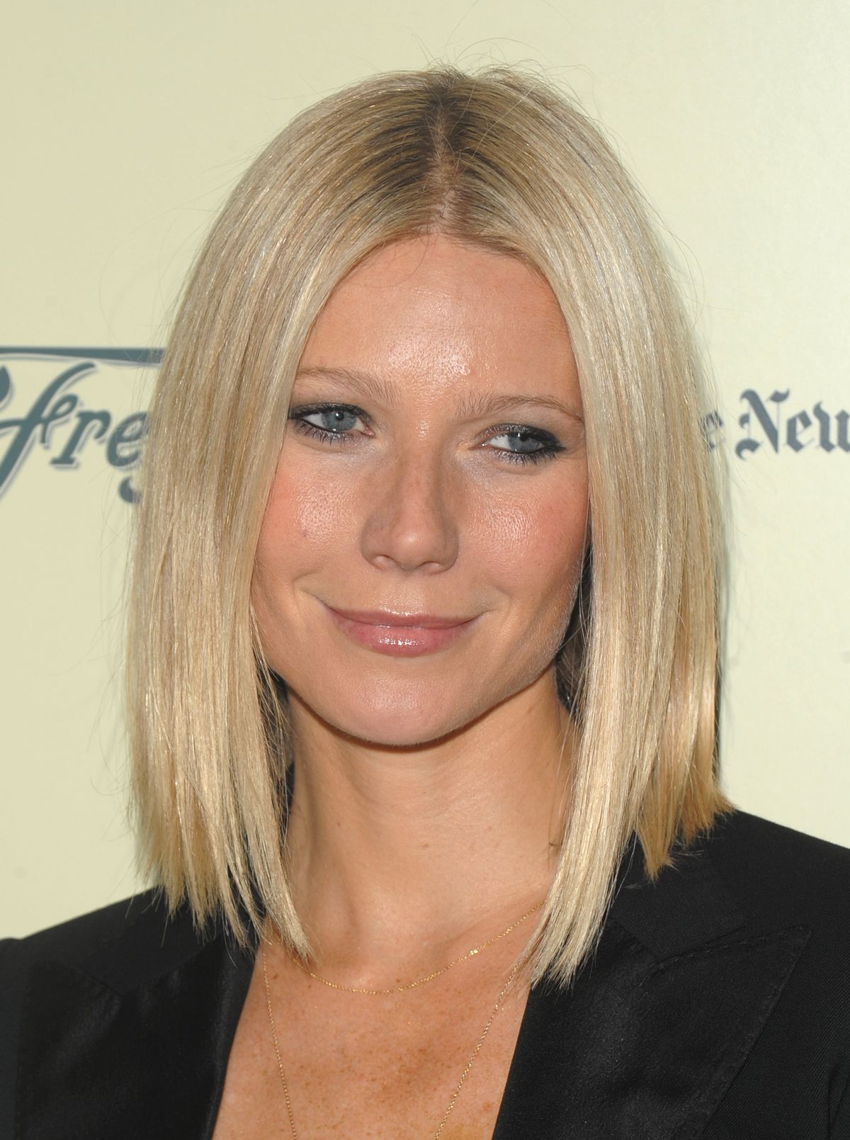 """Actress Gwyneth Paltrow arrives at the launch party for the PBS television series of """"Spain...on the Road Again"""" in New York on Sunday, Sept. 21, 2008. (AP Photo/Peter Kramer) ORG XMIT: NYPK103     (AP)"""