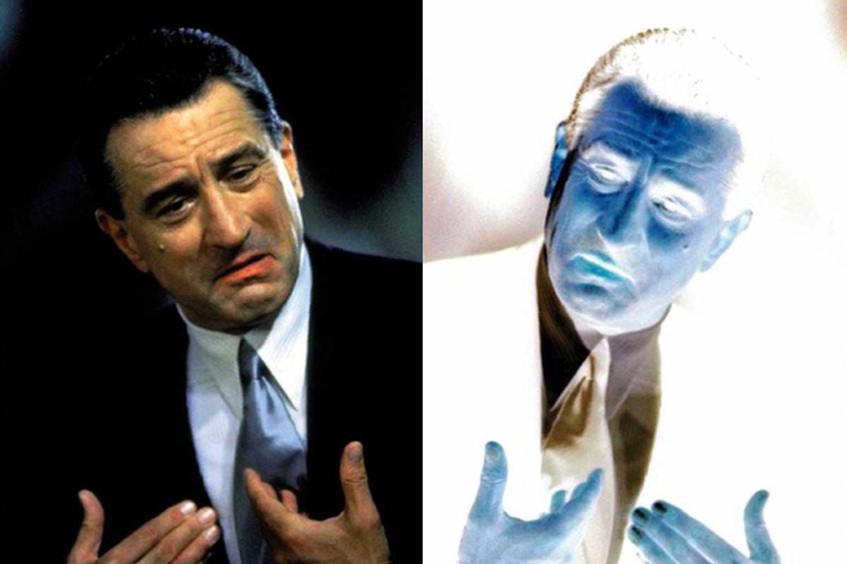 """Robert De Niro in """"Goodfellas"""""""