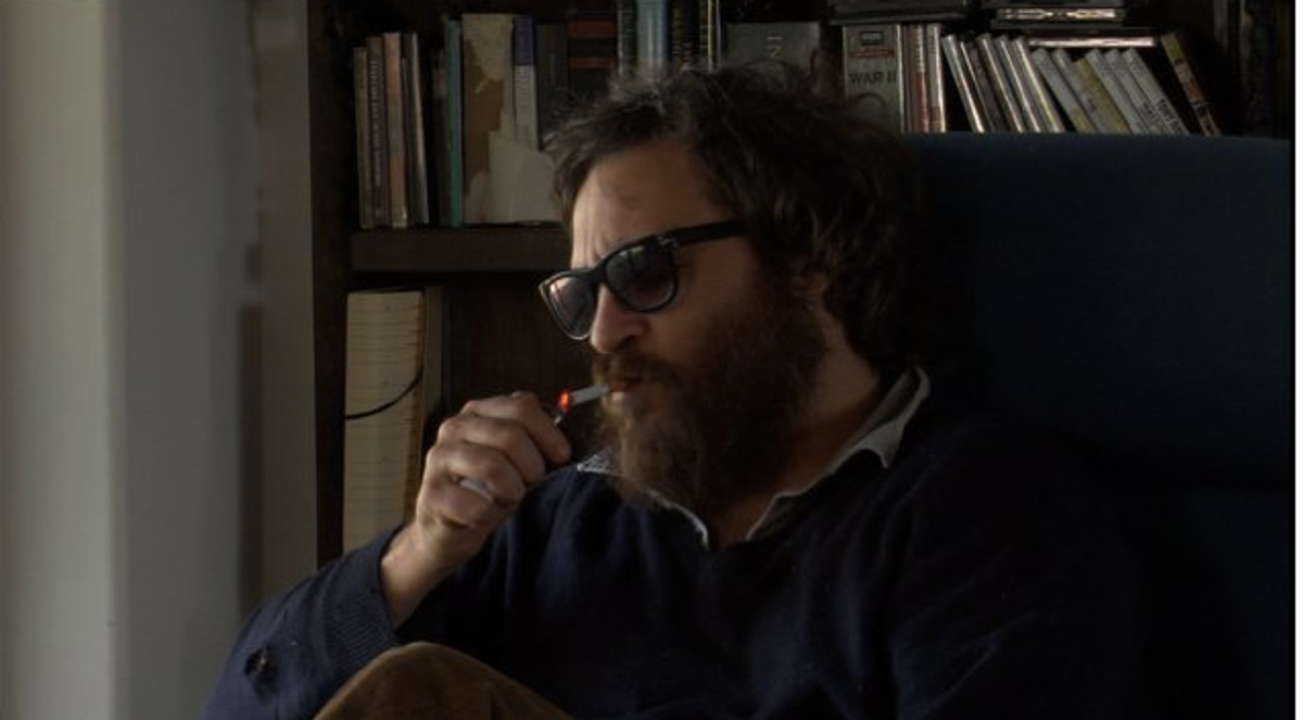 "Joaquin Phoenix in ""I'm Still Here"""