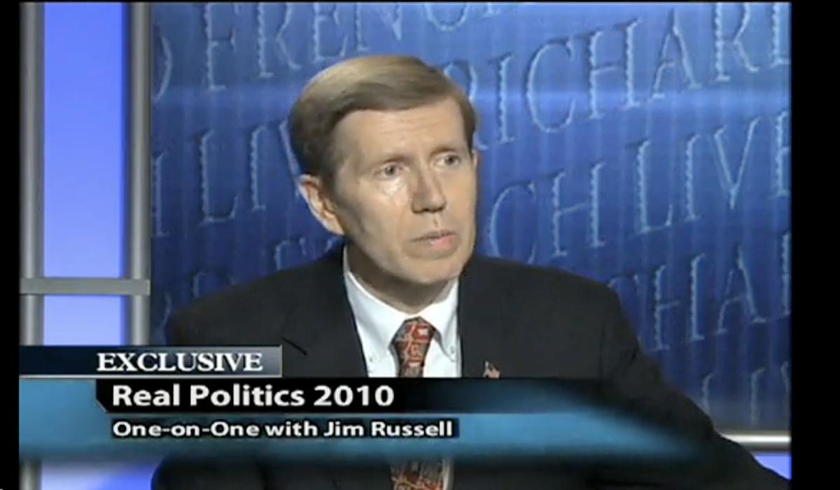 New York Congressional hopeful Jim Russell