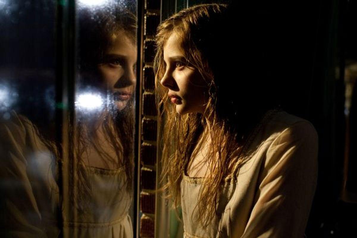 """Chloe Moretz in """"Let Me In"""""""