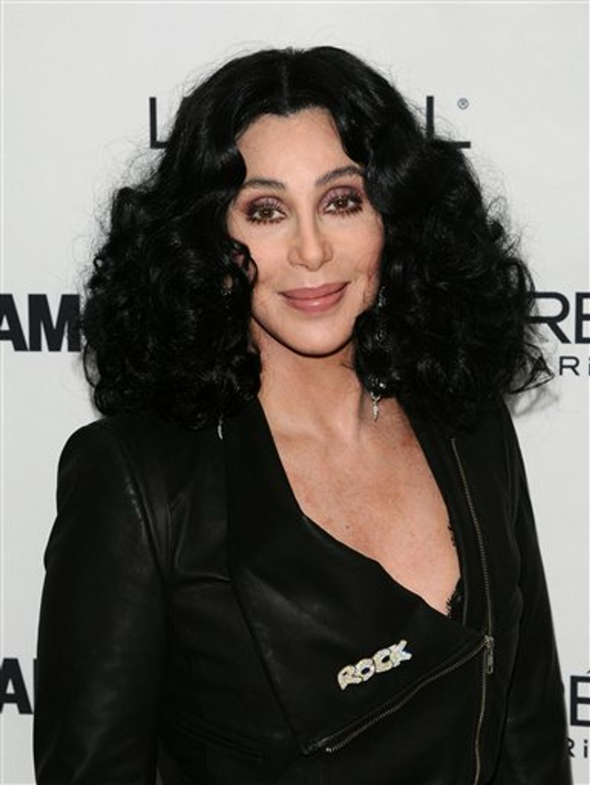 Singer Cher attends the 20th annual Glamour Women of the Year Awards at Carnegie Hall in New York, on Monday, Nov. 8, 2010. (AP Photo/Peter Kramer) (AP)