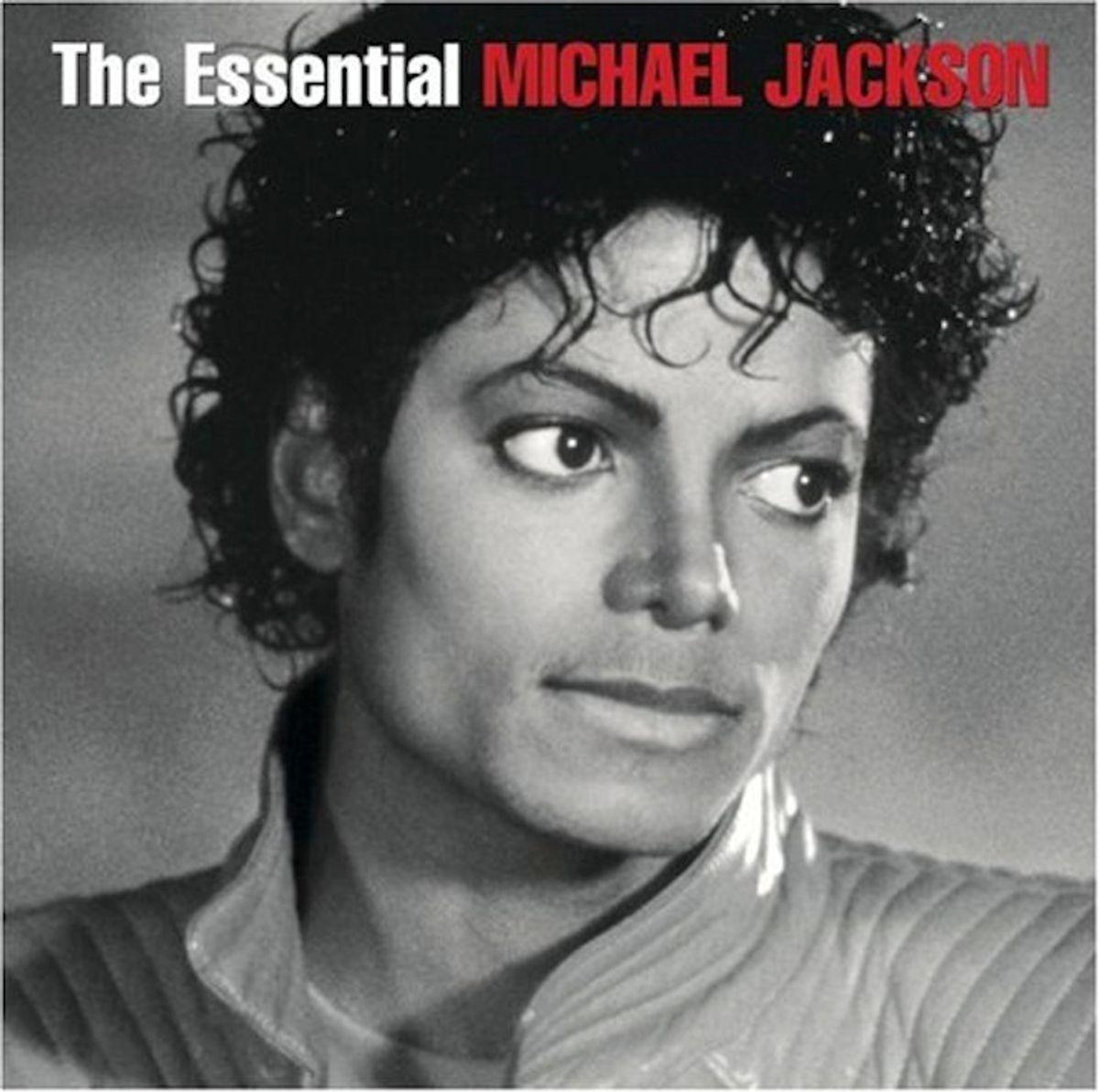 Album cover of The Essential Michael Jackson