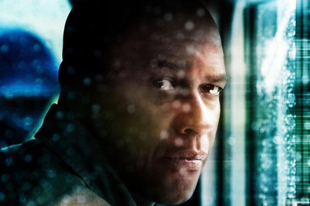 "Denzel Washington in ""Unstoppable"""
