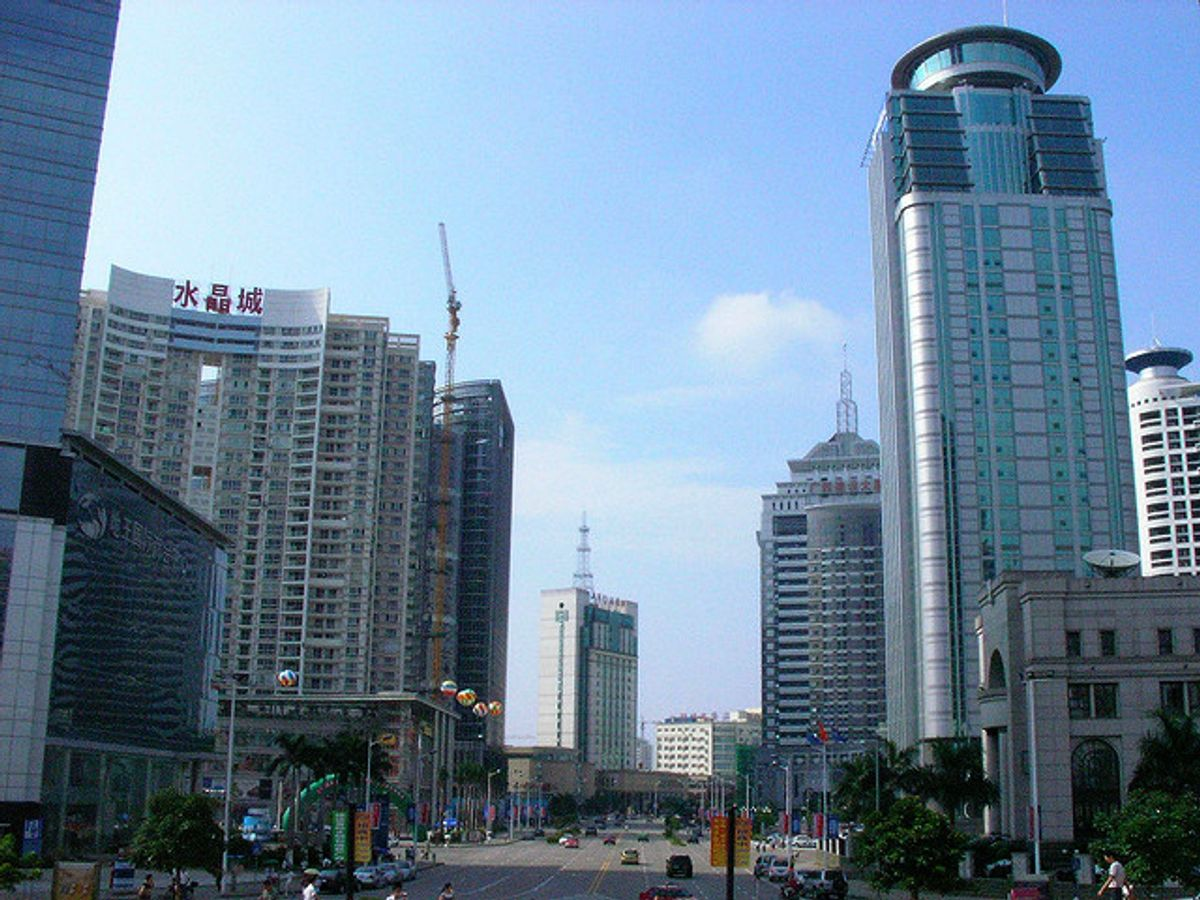 A street in Nanning