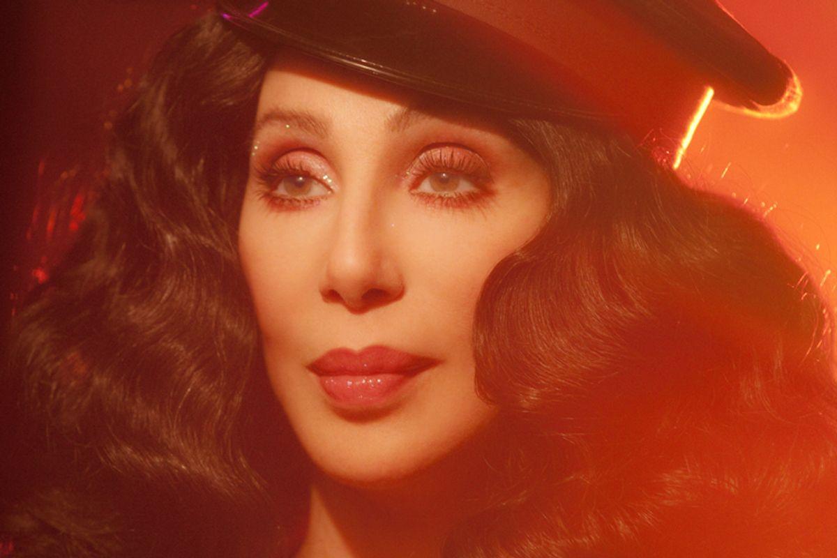 """Cher in """"Burlesque"""""""