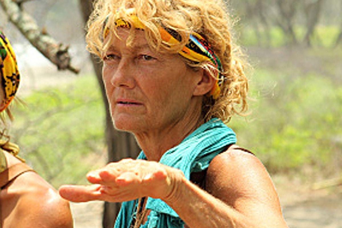 "Jane Bright from ""Survivor: Nicaragua"""