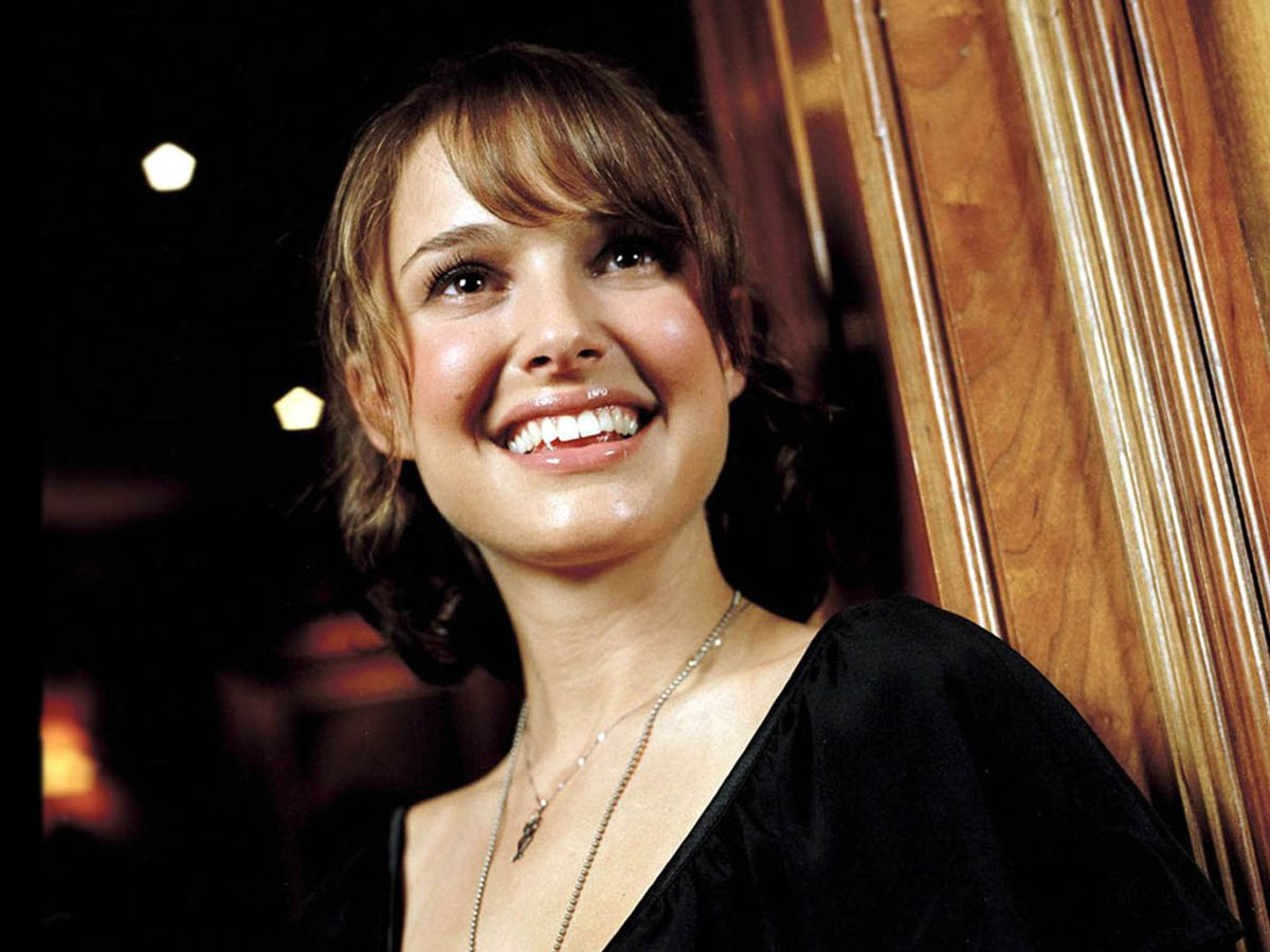 Natalie Portman, star of the upcoming film, Black Swan, has written her own raunchy comedy.