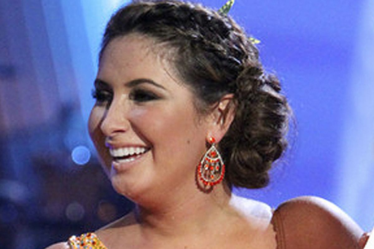 """Bristol Palin on """"Dancing With the Stars"""""""