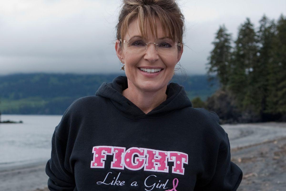 """Sarah Palin in """"Sarah Palin's Alaska"""""""