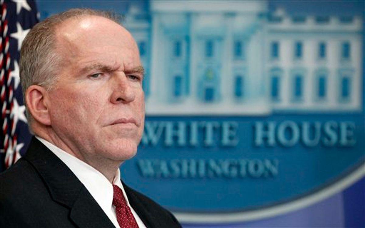Deputy National Security Advisor for Homeland Security and Counterterrorism John Brennan      (AP)
