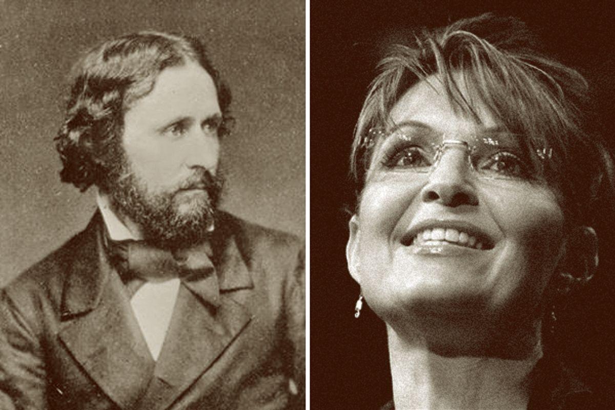 James Fremont and Sarah Palin