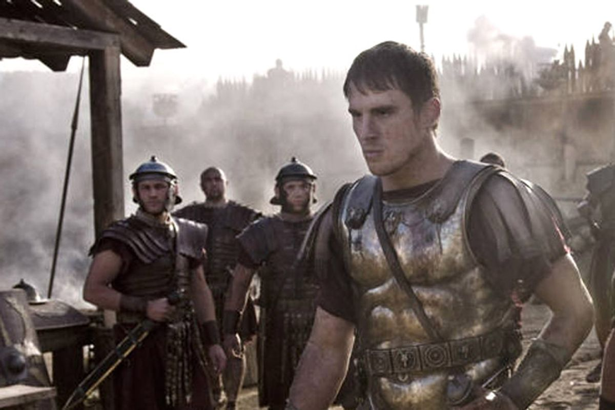 """Channing Tatum in """"The Eagle"""""""
