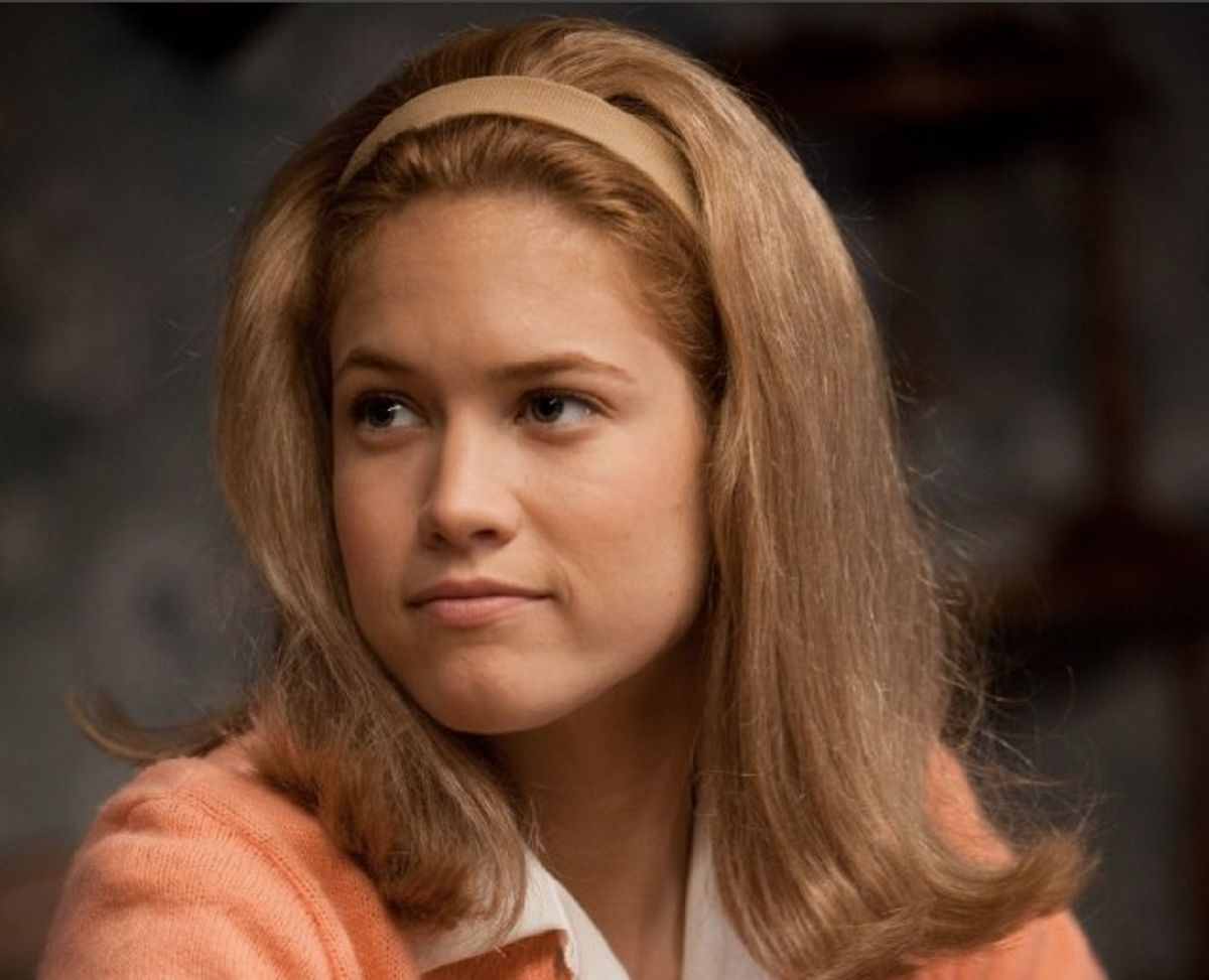 """Cody Horn (pictured here in the film """"Flipped"""") is the new girl in """"The Office"""""""