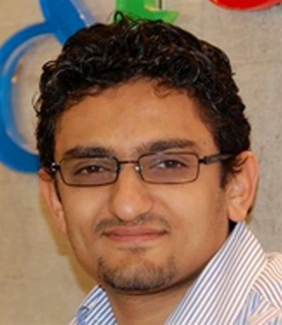 In this undated photo provided by Google Inc., Wael Ghoneim, a Google Inc. marketing manager, is shown. An Egyptian businessman says Ghoneim, held in anti-government protests, will go free Monday, Feb. 7, 2011. (AP Photo/Google Inc.) ** NO SALES ** (AP)