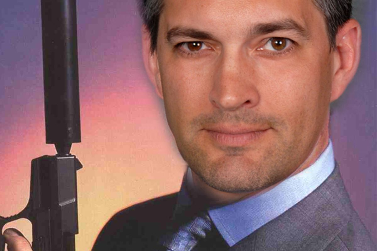 HBGary Federal CEO Aaron Barr