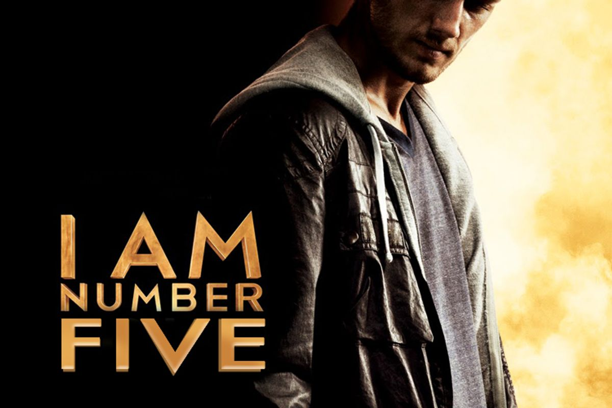 """""""I Am Number Four"""" gets its inevitable sequel"""