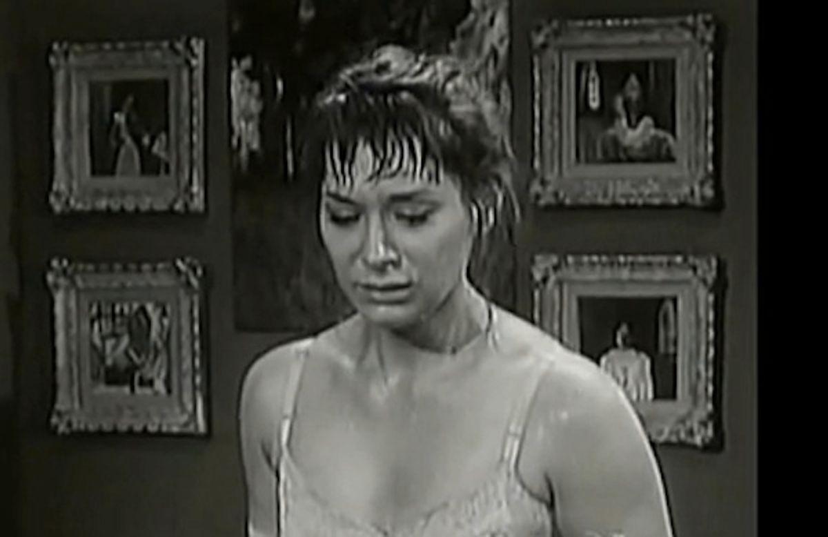 """It's always warmer in...""""The Twilight Zone."""""""