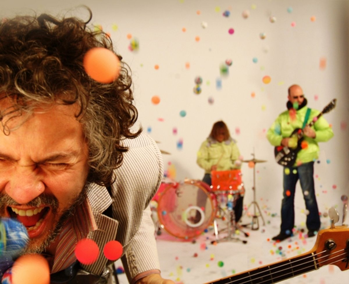 Do you realize...how hard it is to listen to The Flaming Lips?