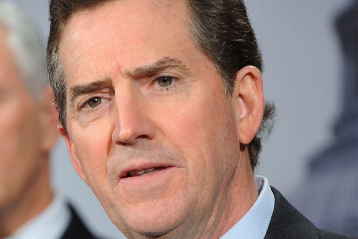 Senator Jim DeMint R-S.C., a leading supporter of a balanced budget amendment