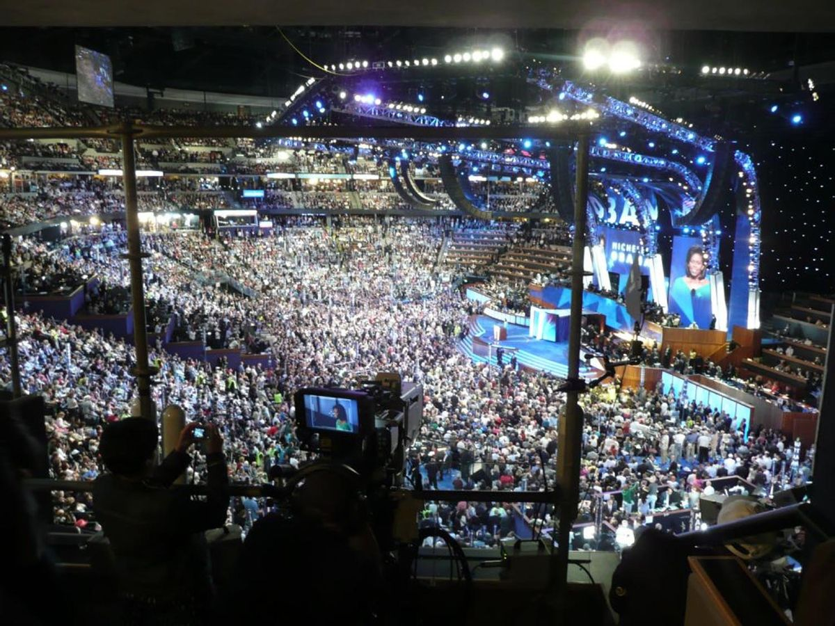 The 2008 Democratic National Convention