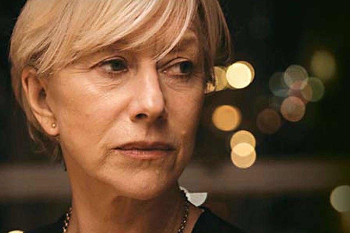 """Helen Mirren in """"Prime Suspect"""""""