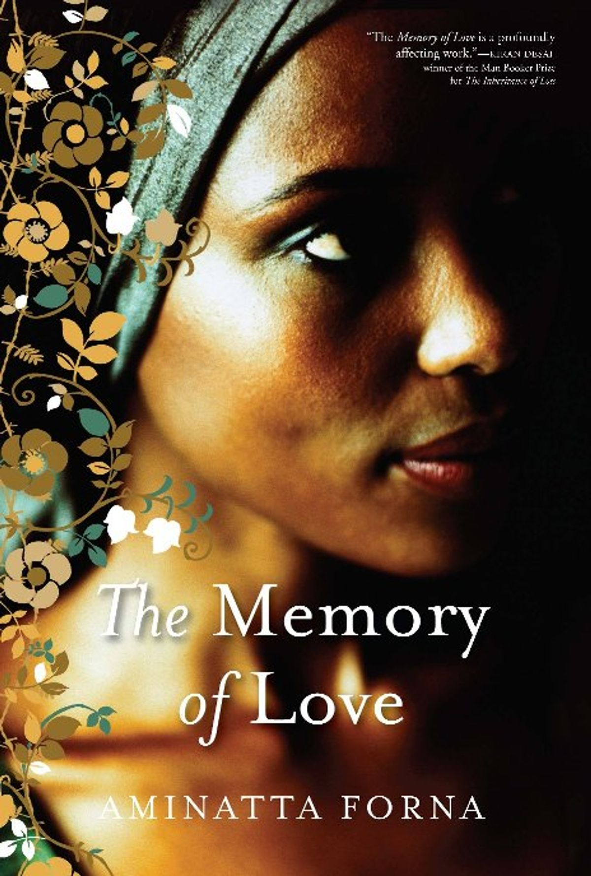 """The Memory of Love"" by Aminatta Forna (Wendy)"