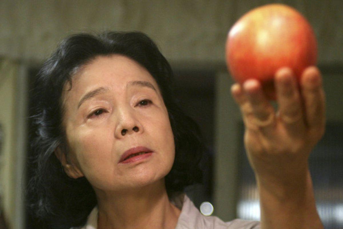 """Yun Jung-hee in """"Poetry"""""""