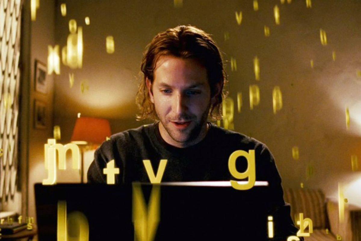 "Bradley Cooper in ""Limitless"""
