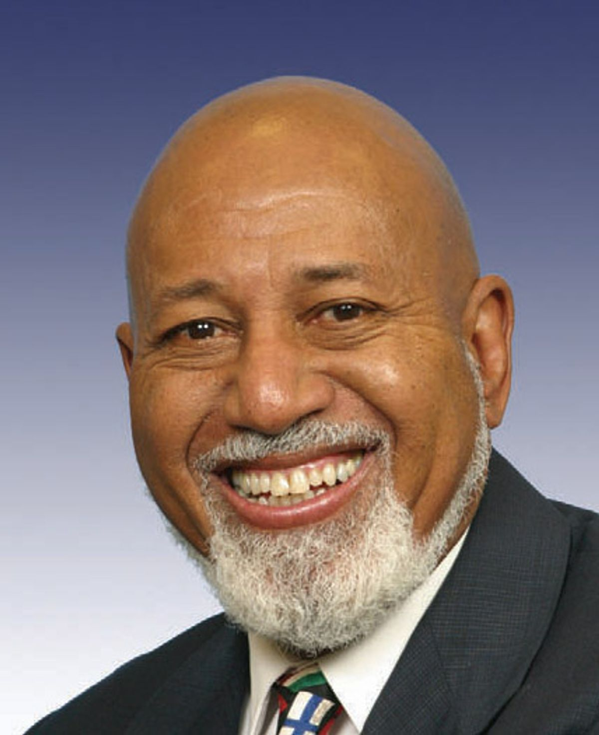 Official photograph or Representative Alcee Hastings
