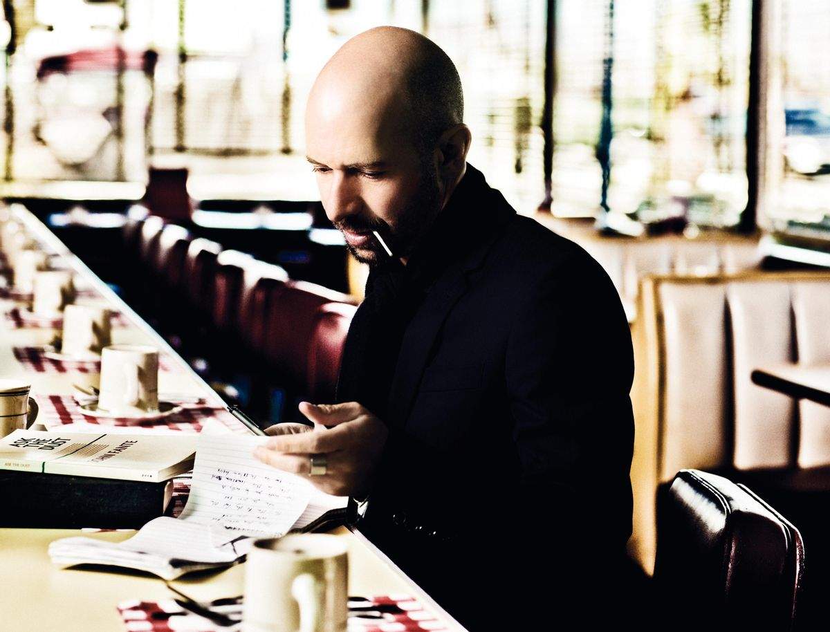 Neil Strauss, king of the interviews
