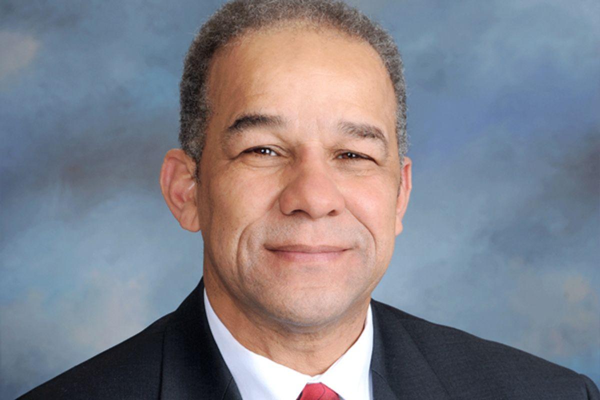 Dr. Larry James