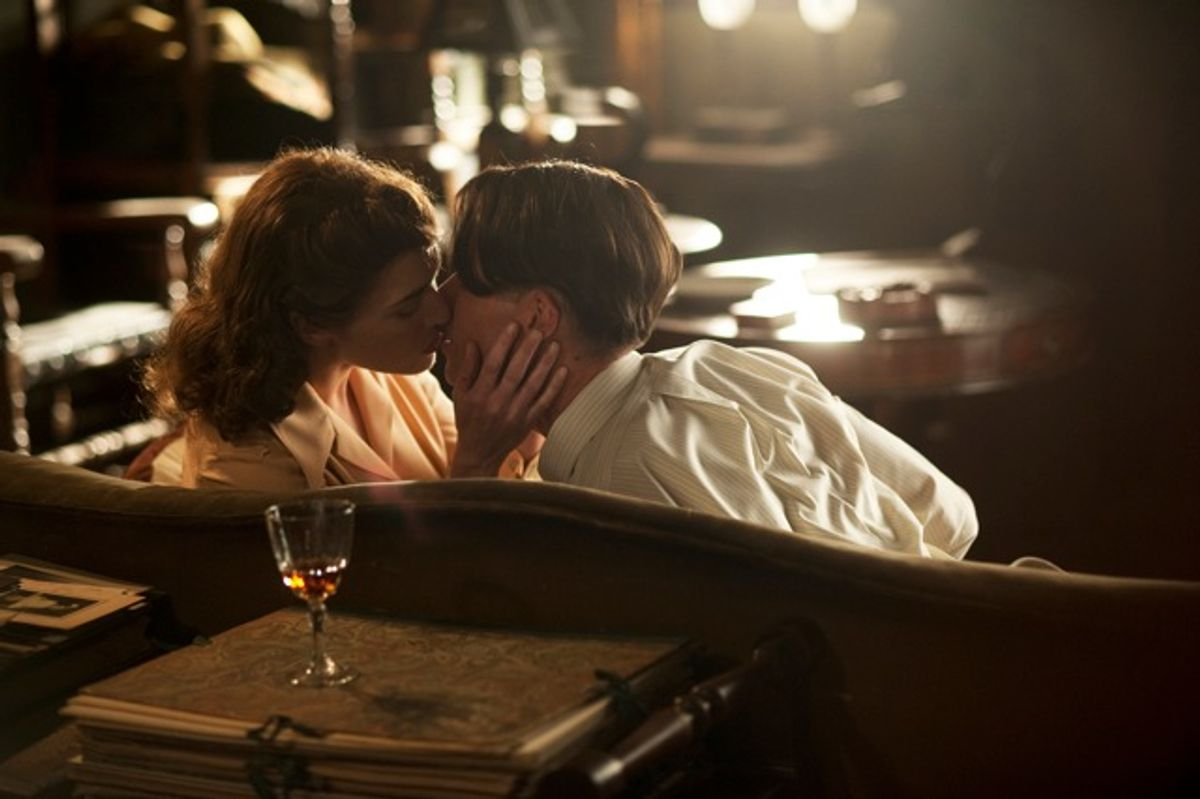 """Kate Winslet and Guy Pearce in """"Mildred Pierce,"""" Todd Haynes' miniseries for HBO."""