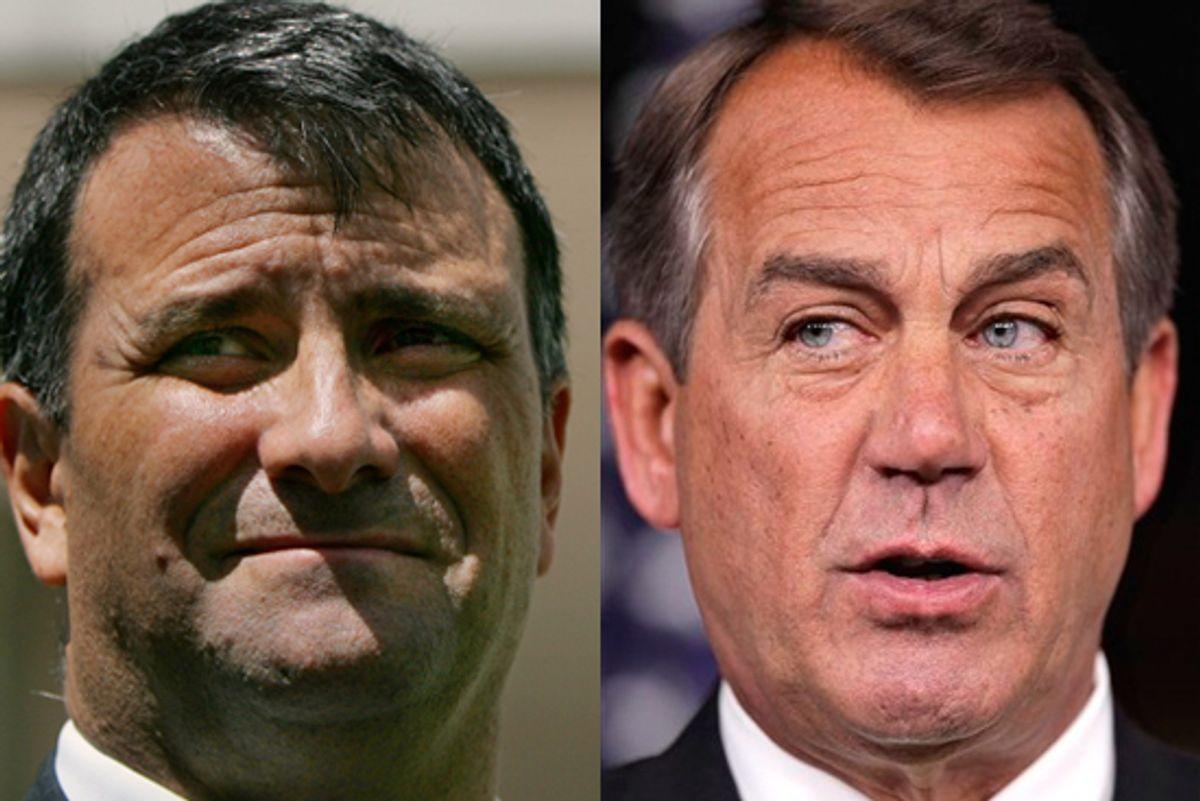 Jack Abramoff and Sen. John Boehner