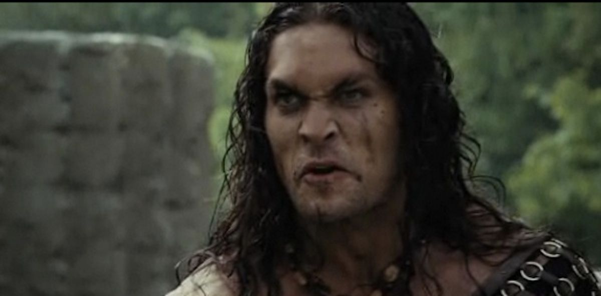 A face only a Cimmerian could love?