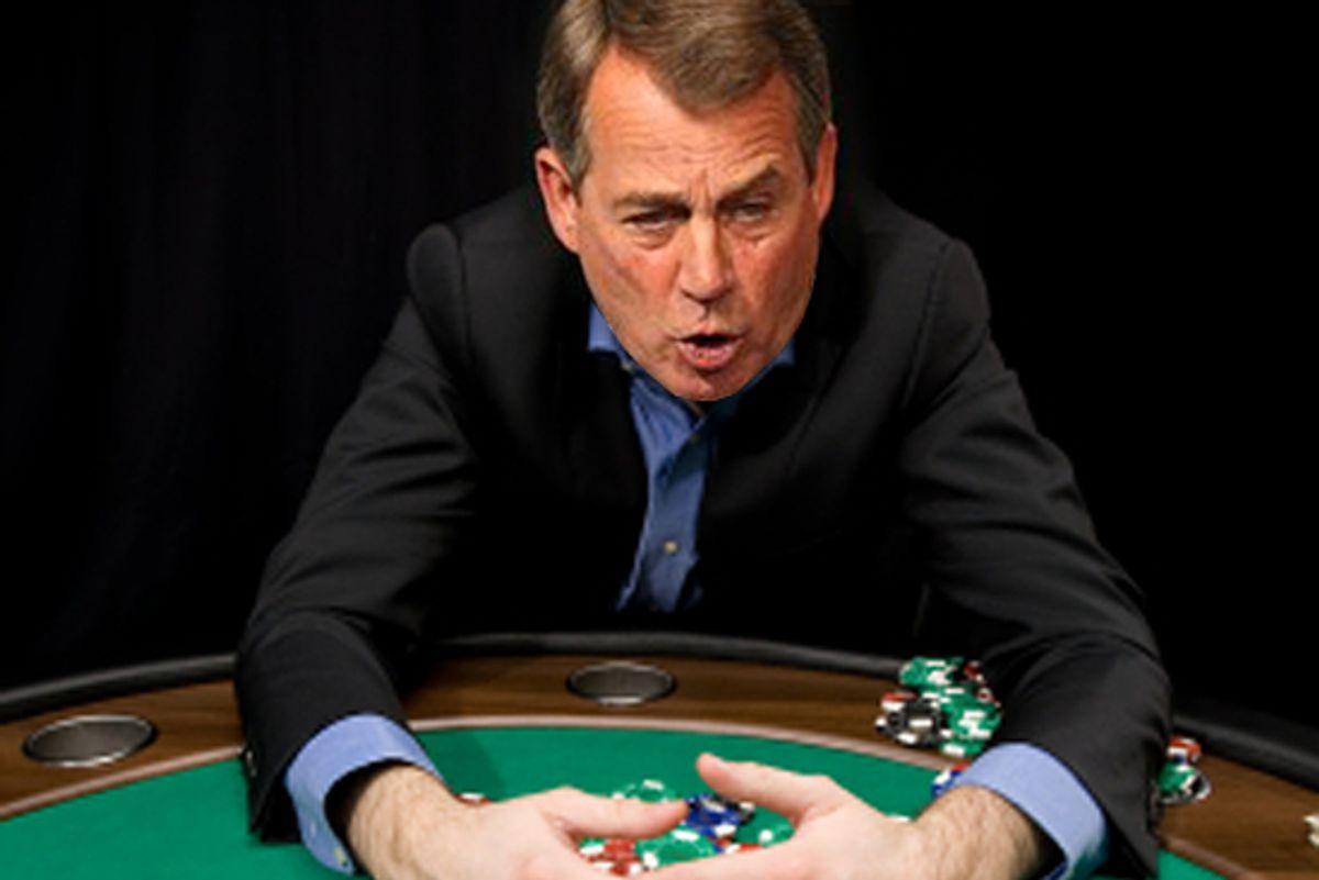 Speaker of the House, John Boehner