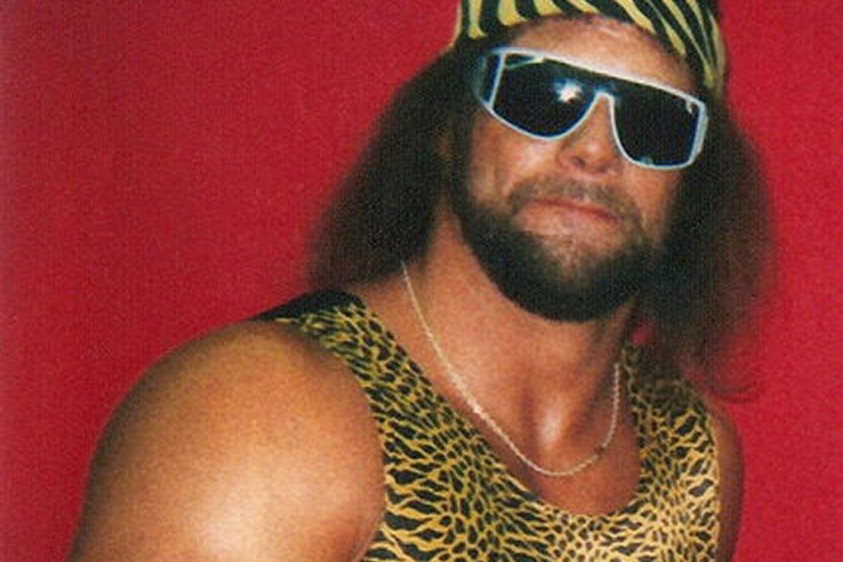 Macho Man Randy Savage, Nov. 15, 1952 – May 20, 2011.