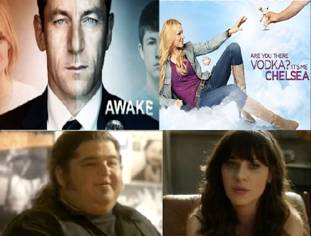 A mix of old and new stars in Fall's TV lineup.