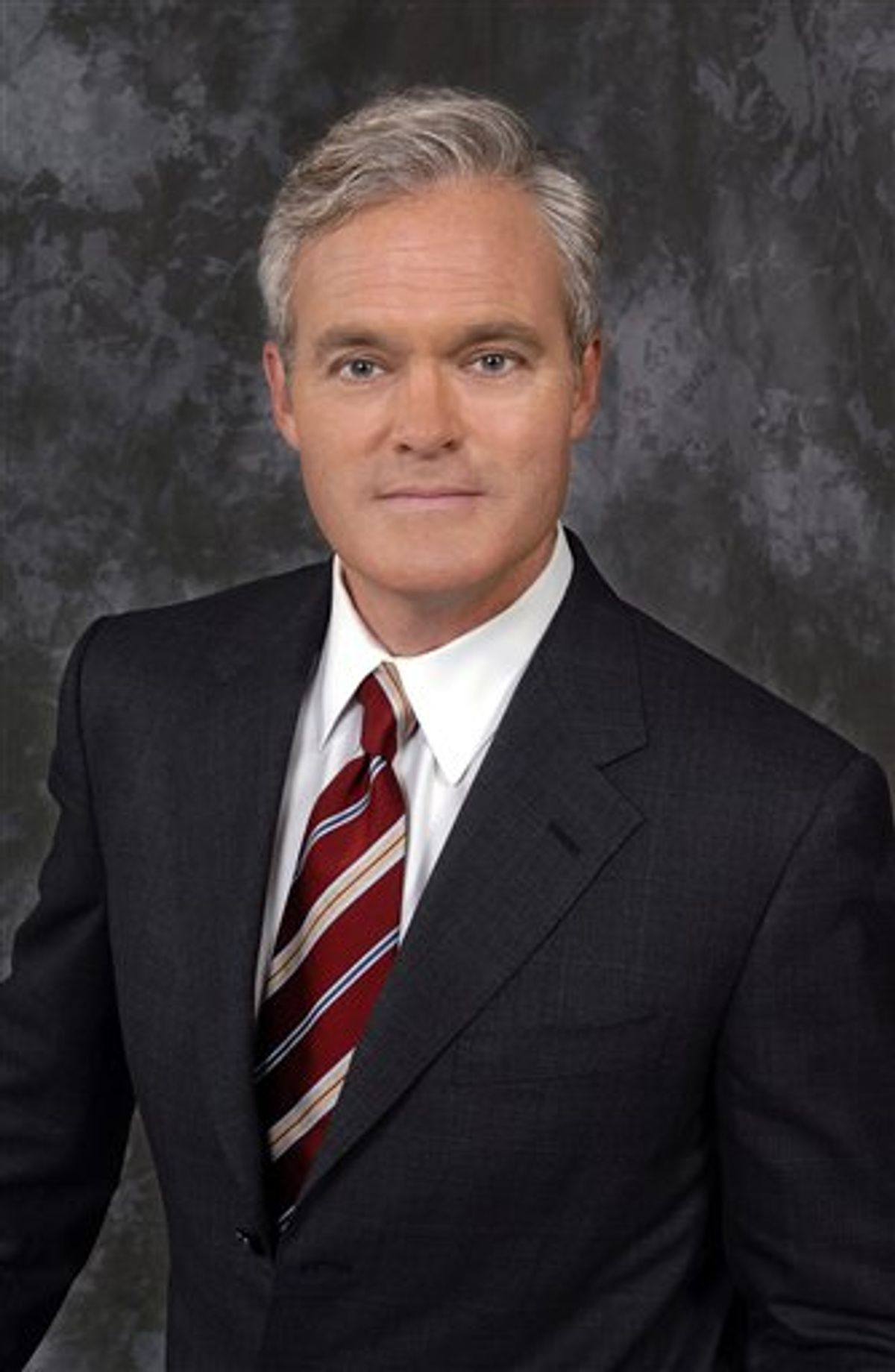 """In this 2005 photo released by CBS, """"60 Minutes"""" correspondent Scott Pelley, is shown. (AP Photo/CBS, John Filo) MANDATORY CREDIT; NO ARCHIVE; NO SALES; FOR NORTH AMERICAN USE ONLY. (AP)"""