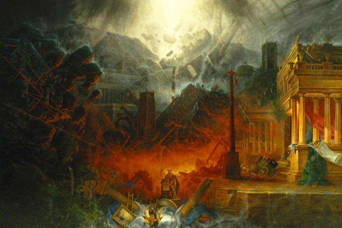 """The Edge of Doom"" by Samuel Colman"