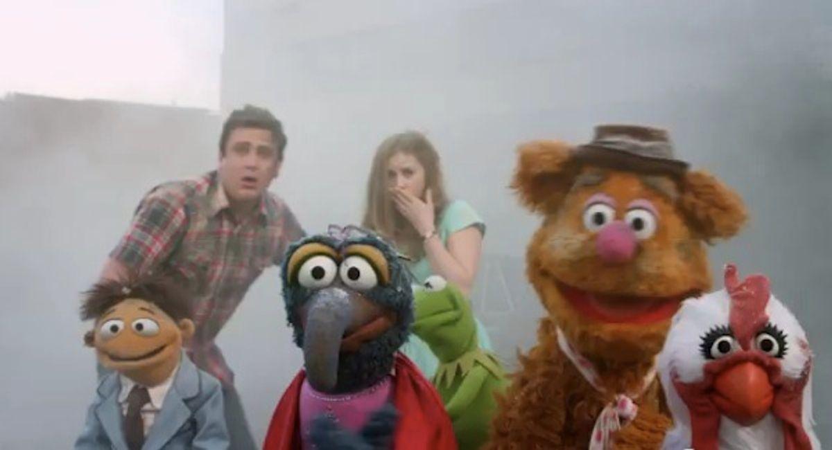 The Muppets take L.A..