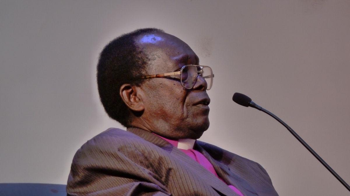 Bishop Christopher Senyonjo, a Ugandan gay rights activist, has fought against the bill